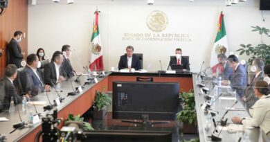 Elección de Mesa Directiva el 31 de agosto, define Jucopo