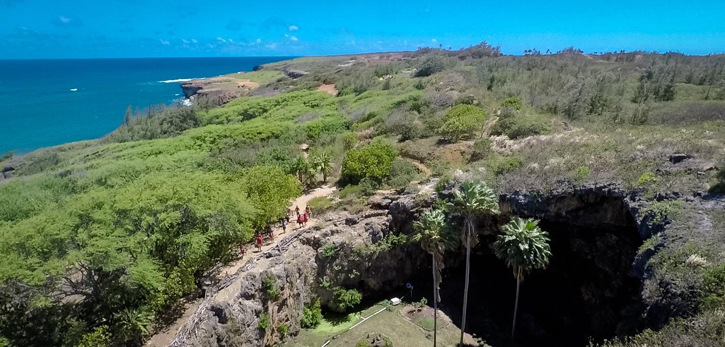 Maukauwahi Cave Reserve