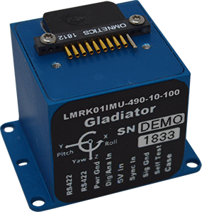LMRK01IMU Inertial Measurement Unit