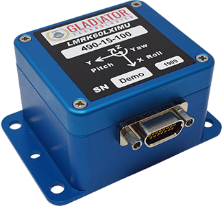 LMRK60LXIMU Inertial Measurement Unit