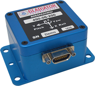 MRM60IMU Analog Inertial Measurement Unit