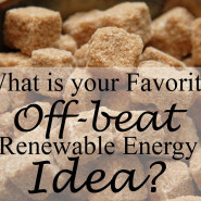 Alternative Energy Sources – What is on the Horizon?