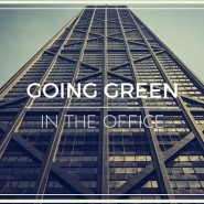 19 Ways To Go Green In The Office