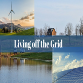 Alternative Energy Sources For an Off-The-Grid Living
