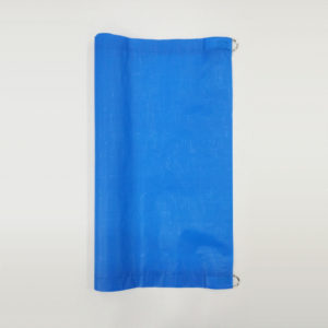 Poly Banner - Blue 2' (Open)