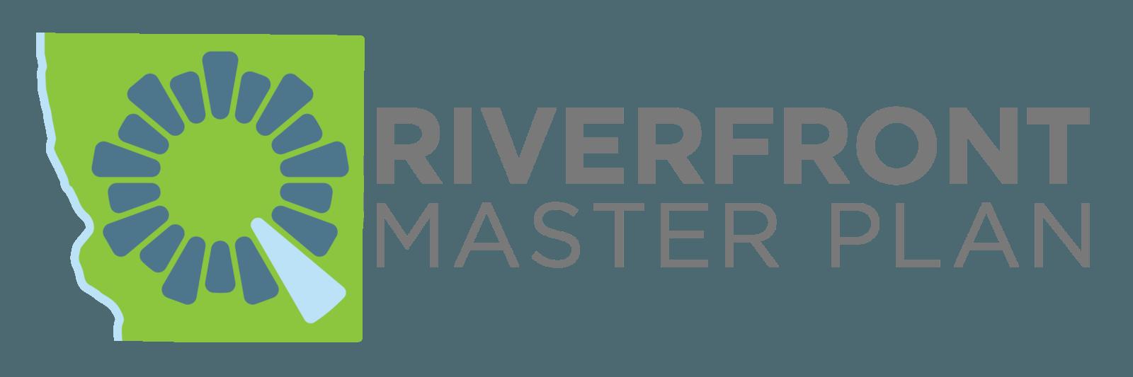 Riverfront Master Plan Logo