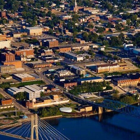 Quincy, IL Riverfront