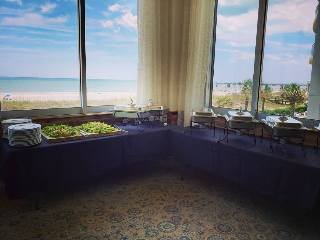 Jacksonville Beach Event Dining