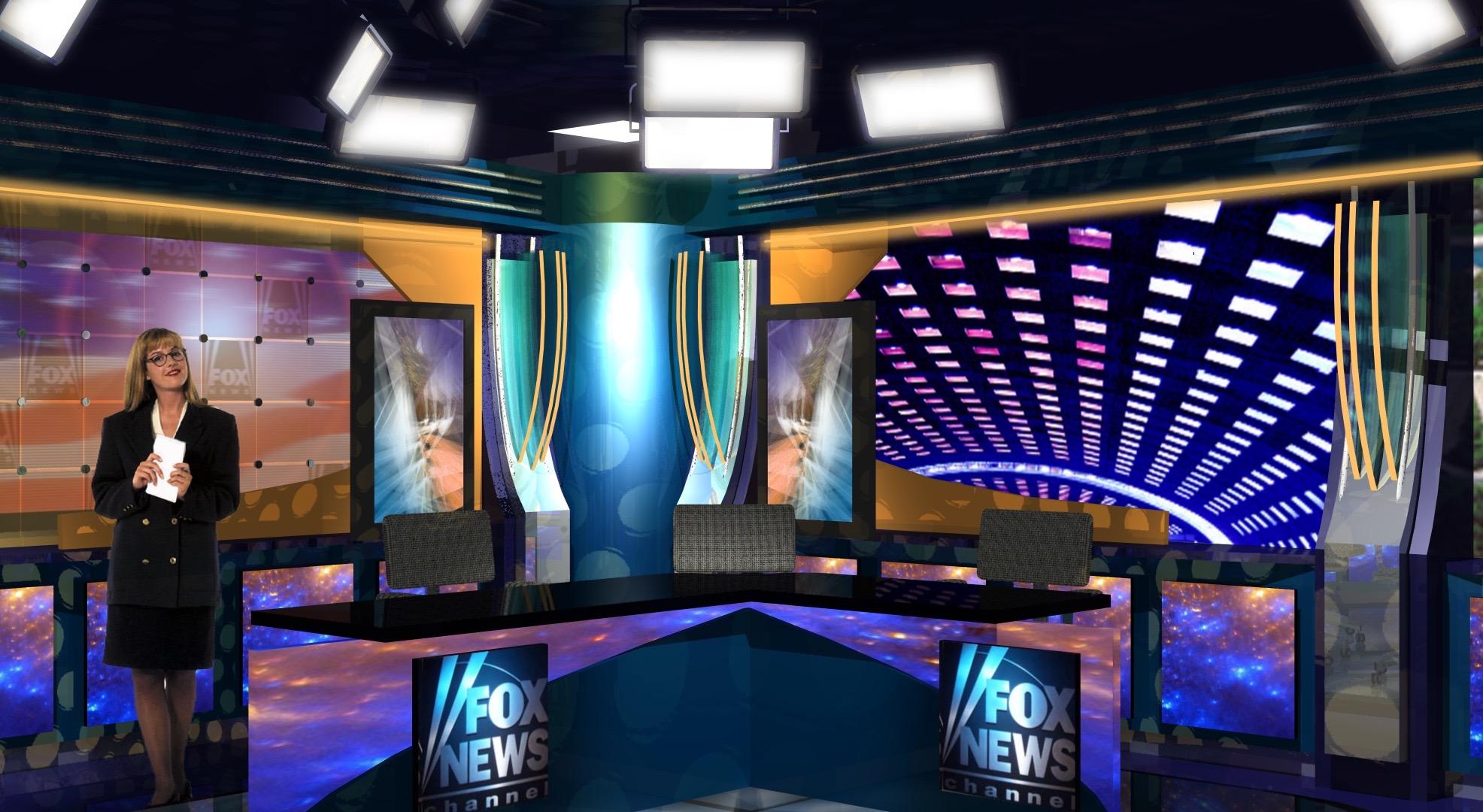 Fox News – Washington Bureau
