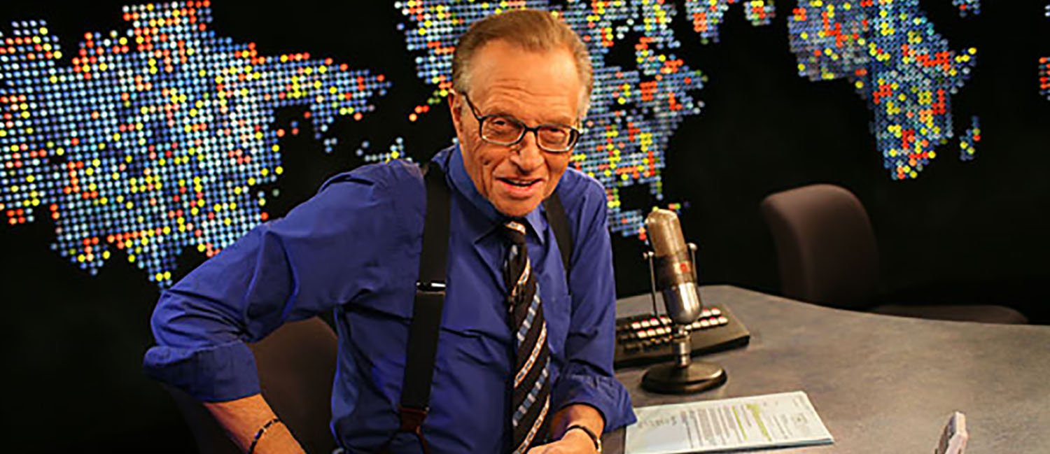 Larry King Live!