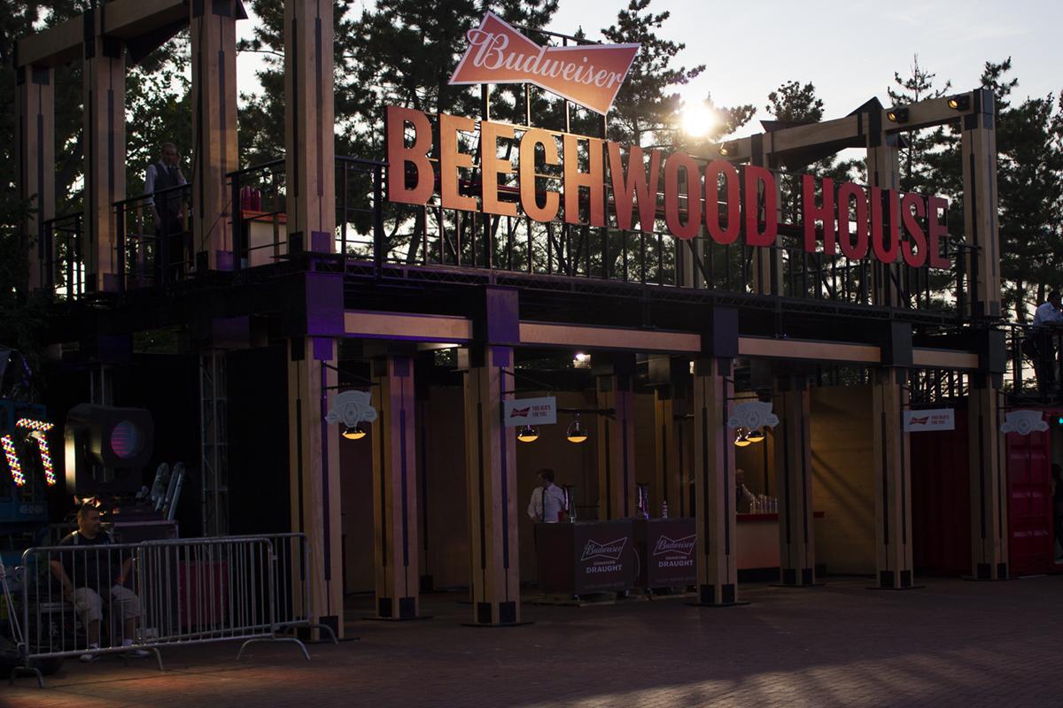 Budweiser Beechwood House
