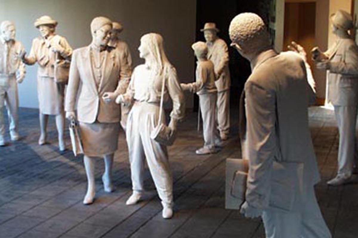 Birmingham Civil Rights Institute. museum