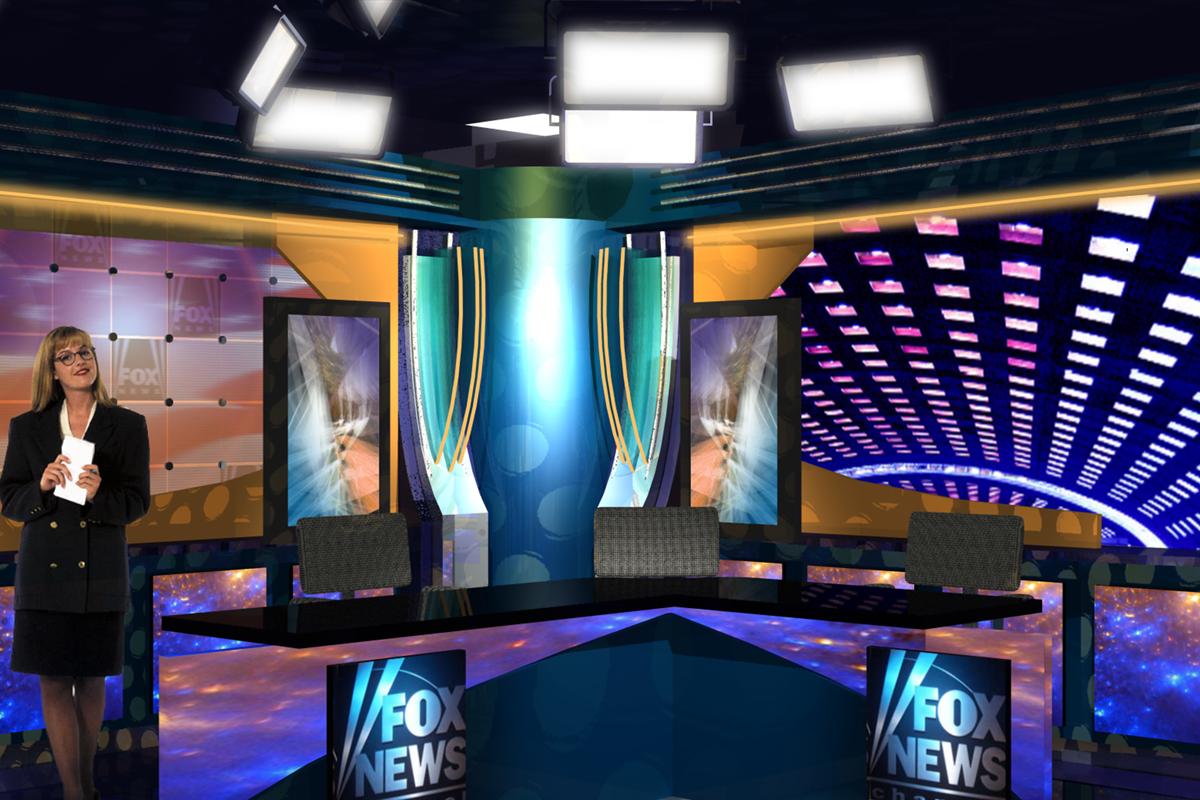Fox News Washington DC Studio