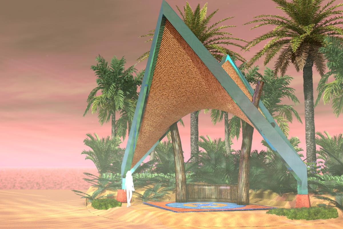 Tiki Concept Art
