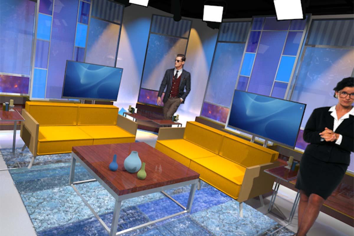Television Studio