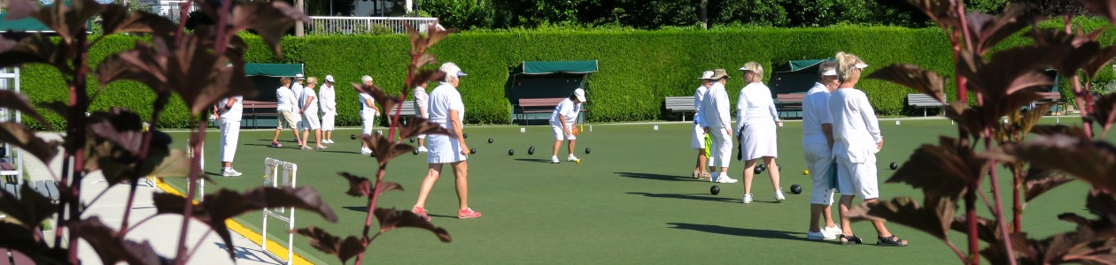 White Rock Lawn Bowling Club