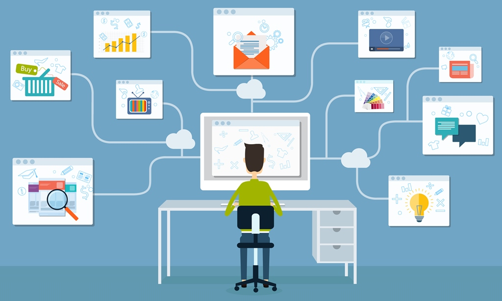 Online Learning, Benefits, and Challenges