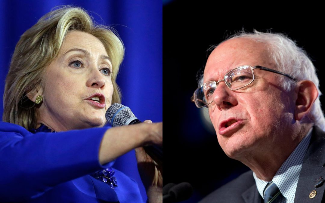 Bernie or Hillary – What do They Really Think??