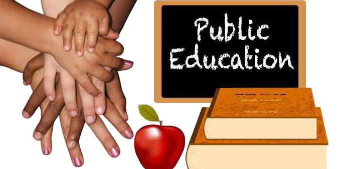 The abyss of public education…