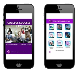 College Success Lab App