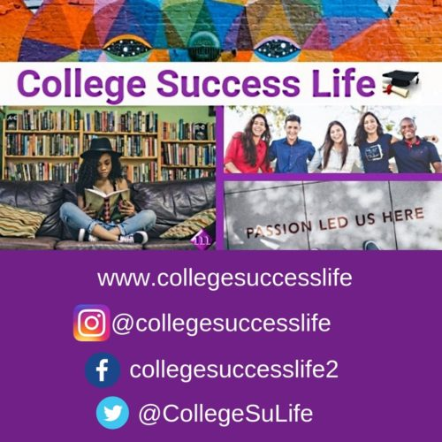 College Success Life Blog