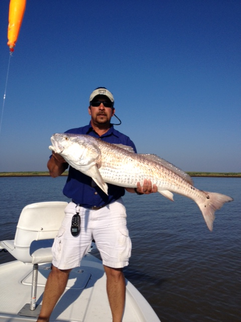 Venice LA Fishing Charters Rod Benders
