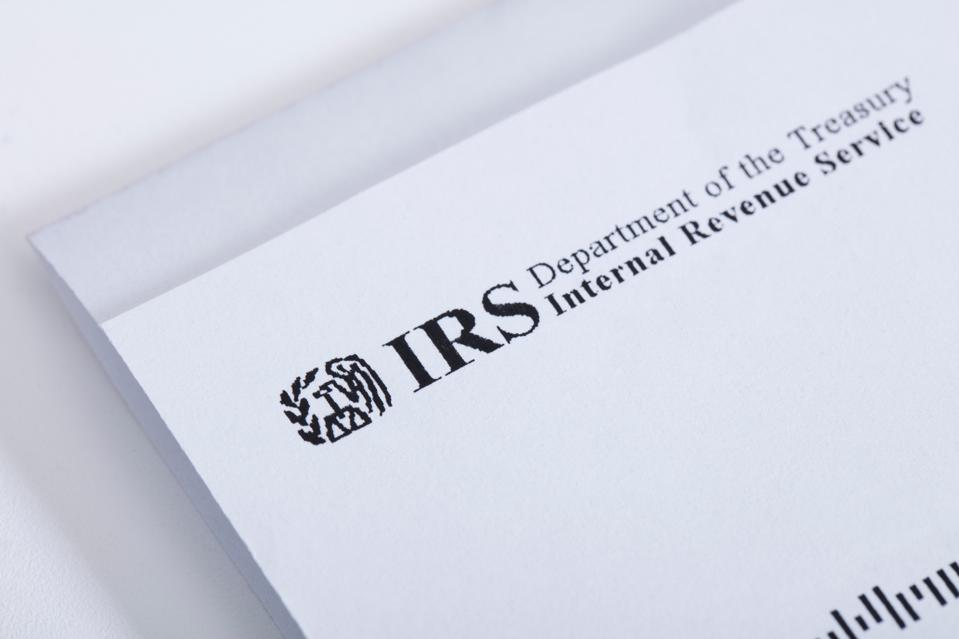 IRS Notice 2021-15