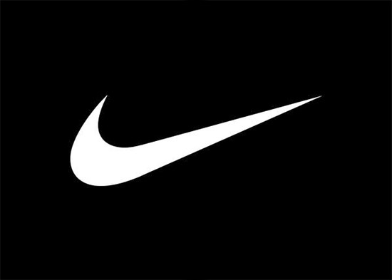 Nike Swoosh Black BG