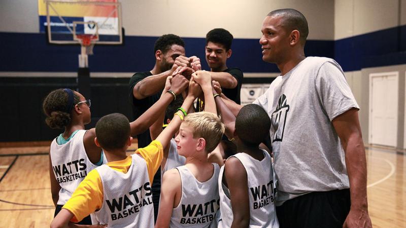 watts basketball camps