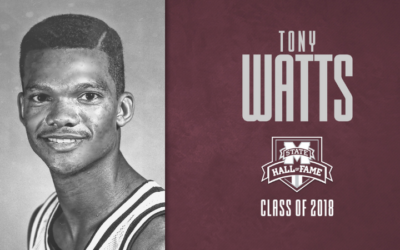 Watts In The Bulldog Hall Of Fame