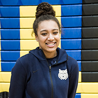 For Jadyn Watts, Basketball Is In Her DNA