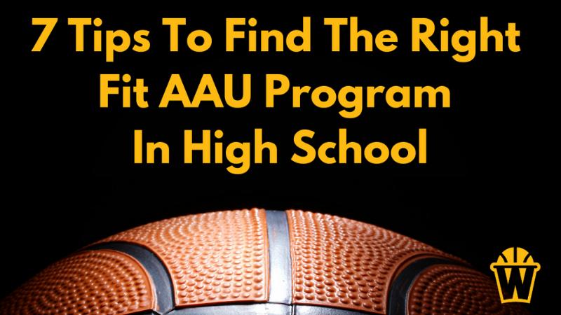 AAU basketball program