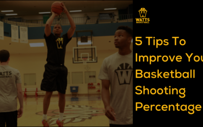 5 Simple Tips To Improve Your Basketball Shooting Percentage