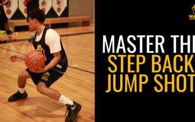 Master The Step Back Jump Shot And Shoot Over Any Defender