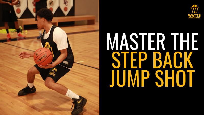 step back jump shot