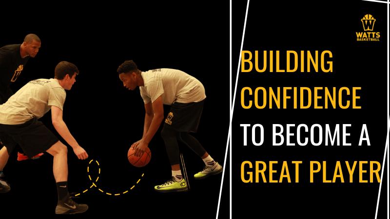 basketball player confidence