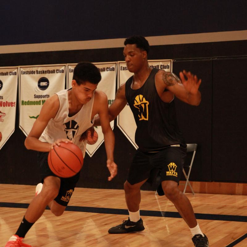 college basketball training seattle, wa