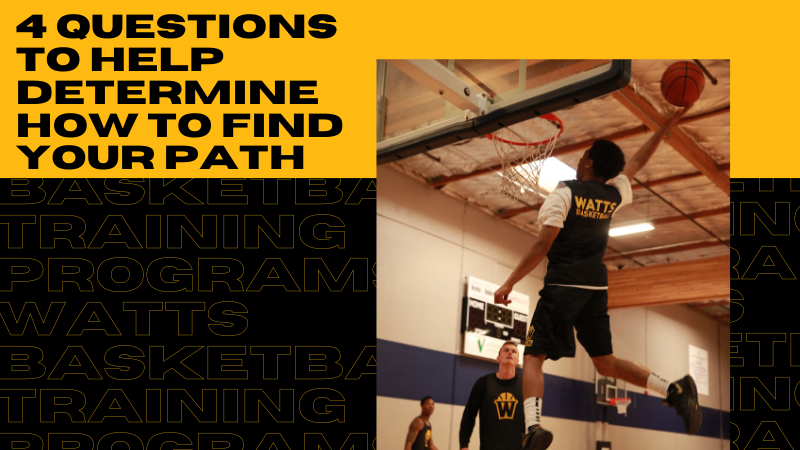 4 Questions to Help Determine How To Find Your Path