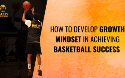 How to Develop Growth Mindset in Achieving Basketball Success