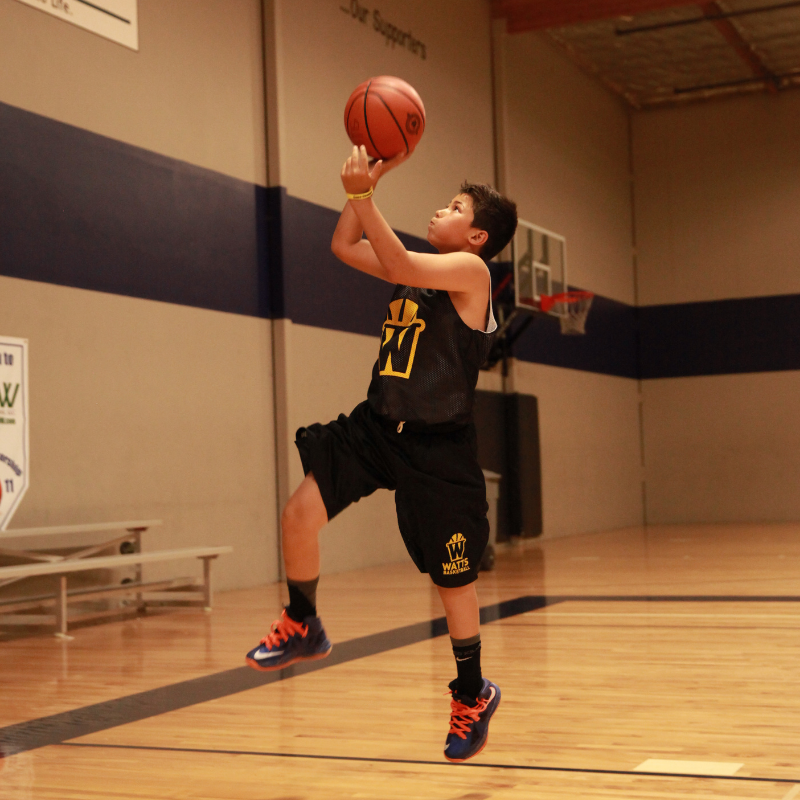 junior basketball training