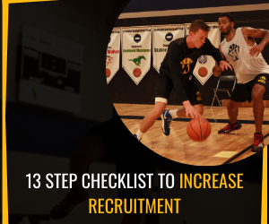 13 Step Checklist to Increase Recruitment