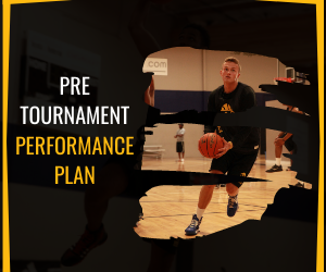 Pre Tournament Performance Plan