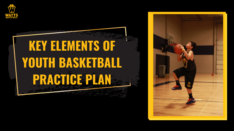 Key Elements of Youth Basketball Practice Plan