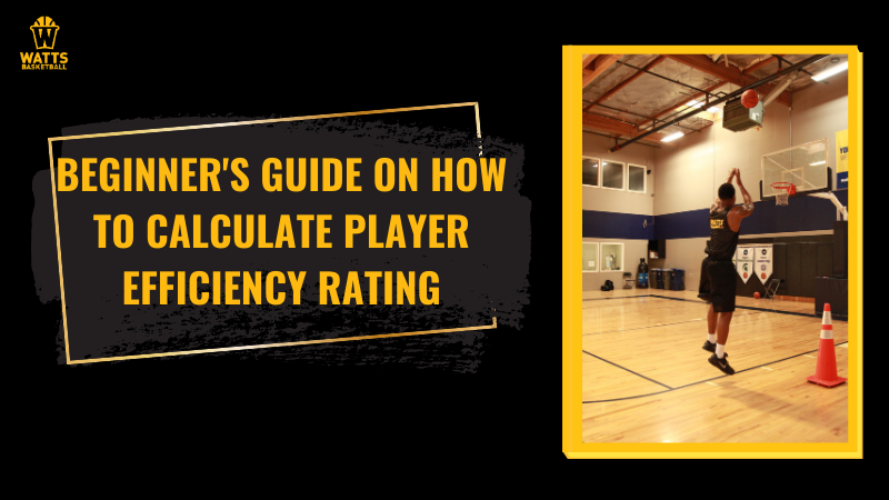 Beginner's Guide on How to Calculate Player Efficiency Rating