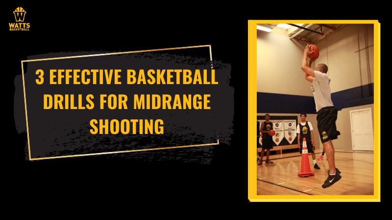 Basketball drills for midrange