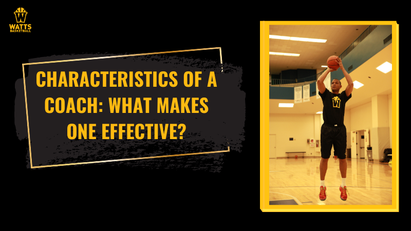 Characteristics of a Coach: What Makes One Effective?