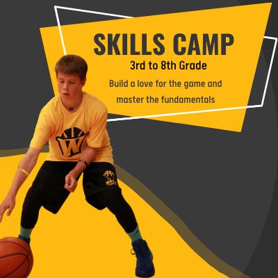 skills basketball camp 2021