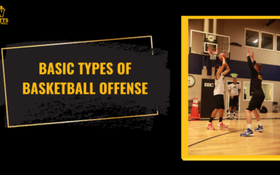 Basic Types of Basketball Offense