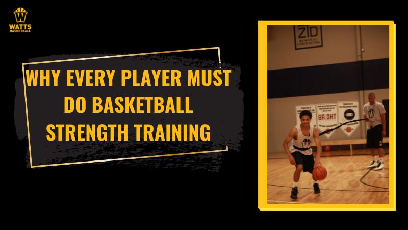 Basketball Strength Training