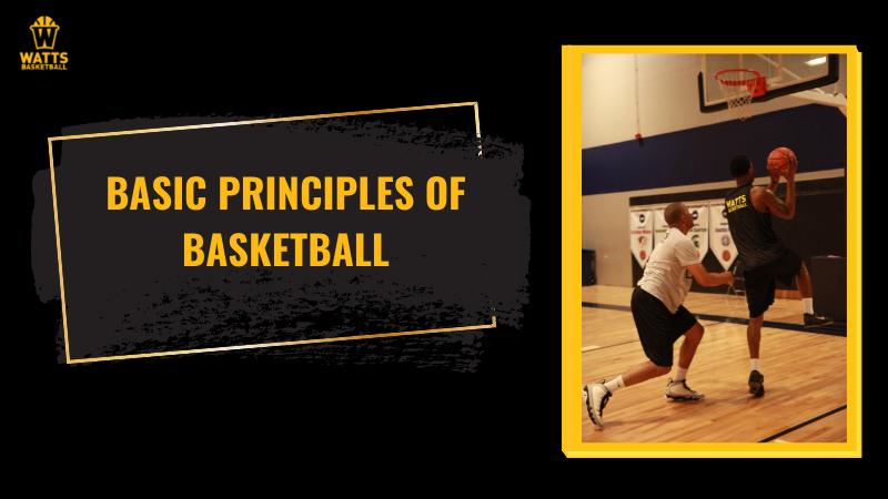 Basic Principles of Basketball